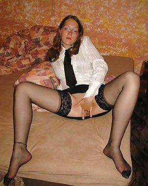 Stockings Amateur Porn Pics