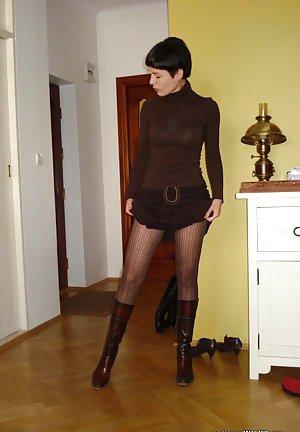 Pantyhose Amateur Porn Pics