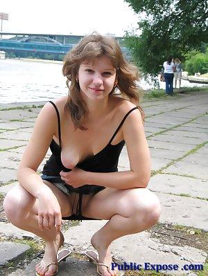 Flashing Amateur Porn Pics